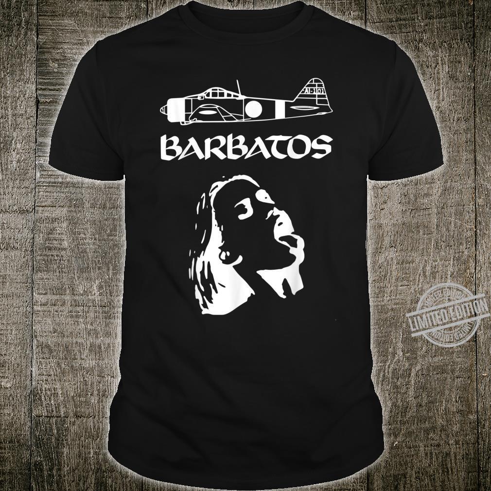 Barbatos Rocking Metal Motherfucker Shirt